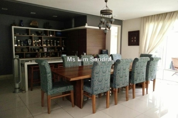 For Sale Bungalow at USJ Heights, UEP Subang Jaya Freehold Semi Furnished 6R/6B 2.95m