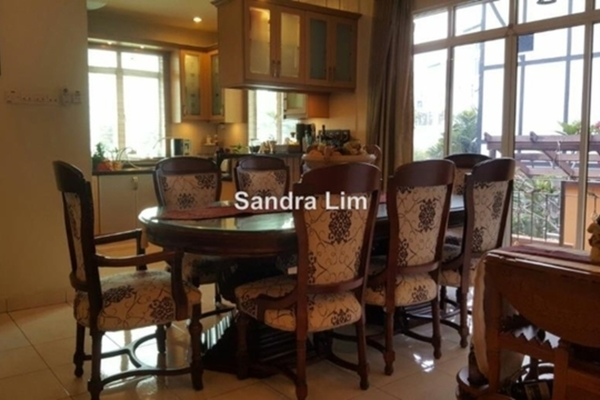 For Sale Bungalow at USJ Heights, UEP Subang Jaya Freehold Semi Furnished 4R/5B 3m