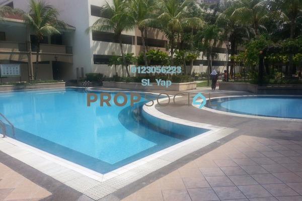 For Sale Condominium at Bayu Tasik 2, Bandar Sri Permaisuri Freehold Semi Furnished 3R/2B 445k