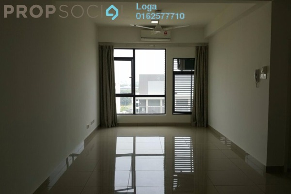 For Rent Condominium at Paramount Utropolis, Shah Alam Freehold Semi Furnished 2R/2B 1.5k
