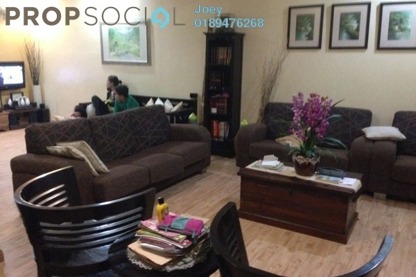 For Rent Terrace at SD8, Bandar Sri Damansara Freehold Fully Furnished 4R/3B 2k