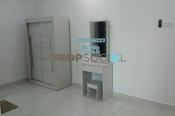 For Rent Condominium at Central Residence, Sungai Besi Freehold Fully Furnished 3R/2B 2.4k