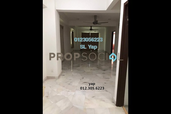 For Rent Condominium at Prisma Cheras, Cheras Freehold Semi Furnished 4R/2B 1.5k