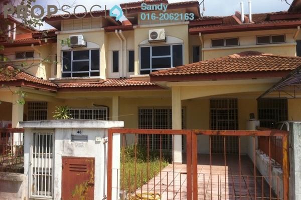 For Rent Terrace at Bandar Botanic, Klang Freehold Unfurnished 4R/3B 1.2k
