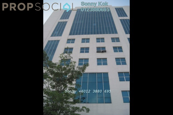 For Rent Office at Kelana Centre Point, Kelana Jaya Freehold Fully Furnished 0R/0B 1.05k