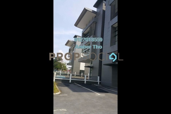 For Rent Factory at PJCT Industrial Zone, Petaling Jaya Freehold Unfurnished 6R/6B 32.9k
