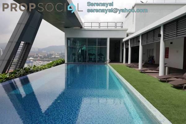 For Rent SoHo/Studio at Sunway VeloCity, Cheras Freehold Unfurnished 0R/1B 1.7k