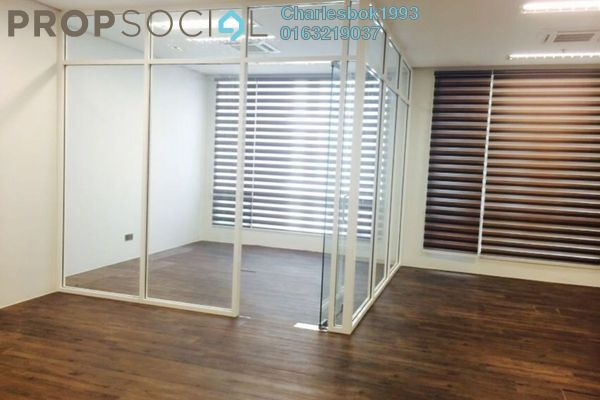 For Sale Office at Soho Suites, KLCC Freehold Unfurnished 0R/0B 1.1m
