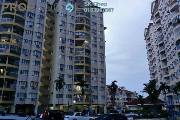 For Sale Apartment at Pandan Utama, Pandan Indah Freehold Semi Furnished 3R/2B 368k