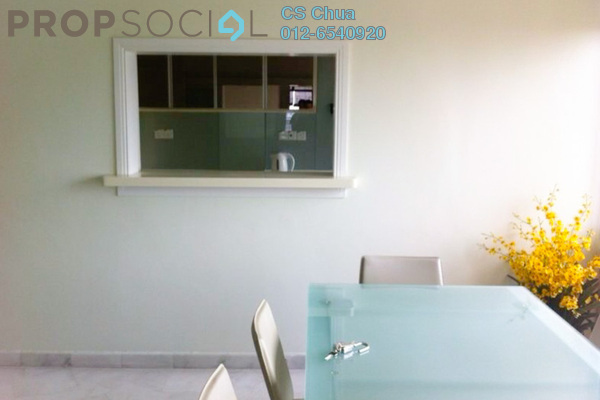 For Rent Condominium at Kiara View, TTDI Freehold Fully Furnished 2R/1B 2.9k