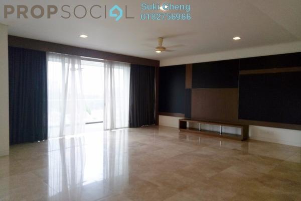 For Rent Condominium at One Menerung, Bangsar Freehold Semi Furnished 4R/4B 16k