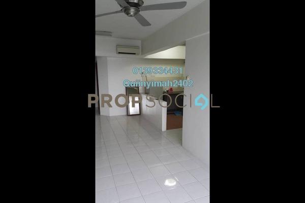 For Rent Condominium at Rhythm Avenue, UEP Subang Jaya Freehold Semi Furnished 2R/1B 900translationmissing:en.pricing.unit
