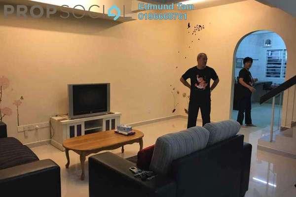 For Rent Terrace at Taman Wangsa Melawati, Wangsa Maju Freehold Fully Furnished 0R/3B 2k