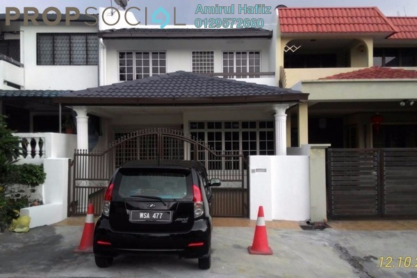 For Sale Terrace at Bandar Baru Ampang, Ampang Freehold Unfurnished 4R/2B 580k
