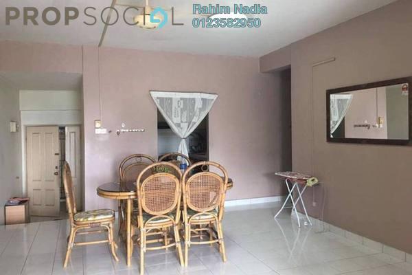 For Sale Condominium at Kemuncak Shah Alam, Shah Alam Freehold Semi Furnished 3R/2B 360k