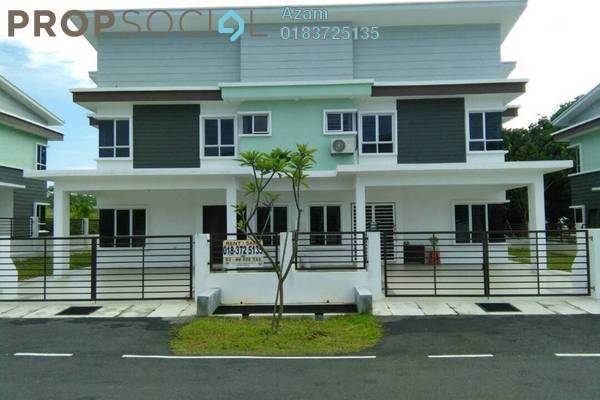 For Sale Semi-Detached at Kampung Sungai Merab Luar, Bangi Freehold Unfurnished 5R/3B 760k