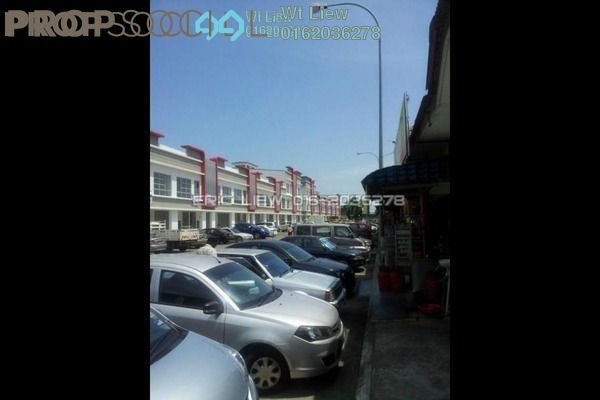 For Rent Shop at Taman Aman Perdana, Meru Freehold Unfurnished 0R/0B 4.8k