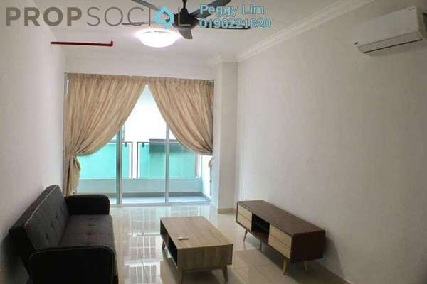 For Rent Apartment at Pacific Place, Ara Damansara Freehold Fully Furnished 1R/1B 1.7k
