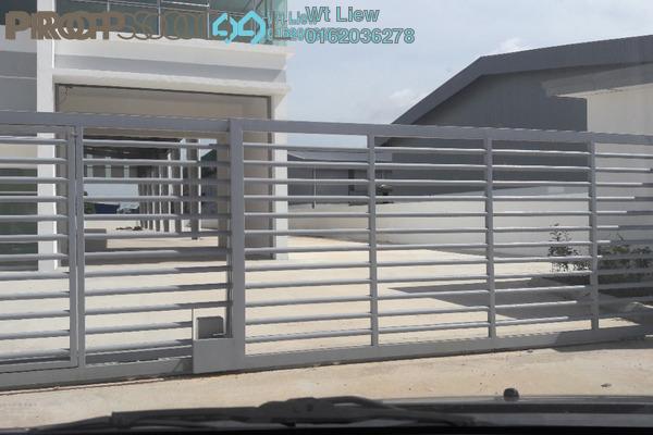 For Rent Factory at Alam Jaya Industrial Park, Kuala Selangor Leasehold Unfurnished 0R/0B 20k