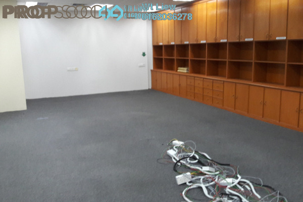 For Rent Office at Subang Industrial Park, Subang Freehold Semi Furnished 0R/0B 5.75k