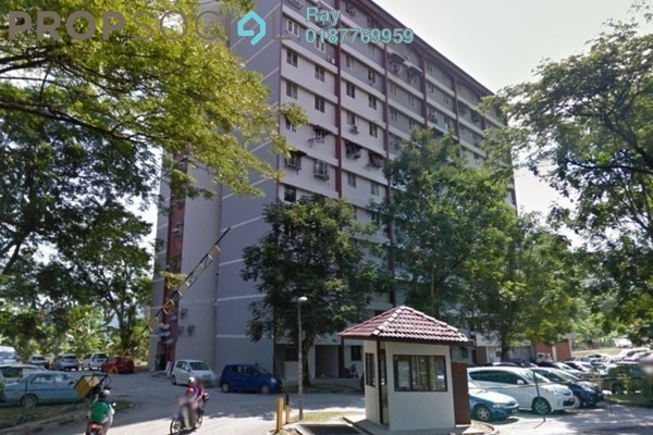 For Rent Apartment at Taman Bukit Cheras, Cheras Freehold Semi Furnished 2R/1B 650translationmissing:en.pricing.unit
