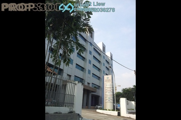 For Rent Office at Hicom Glenmarie, Shah Alam Freehold Unfurnished 0R/0B 10.5k