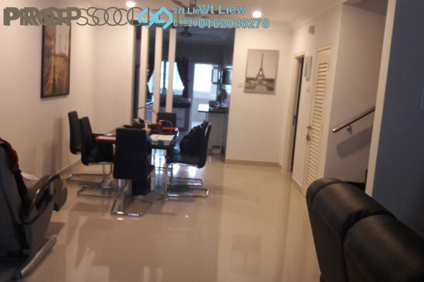 For Rent Superlink at USJ Heights, UEP Subang Jaya Freehold Fully Furnished 6R/5B 4.5k