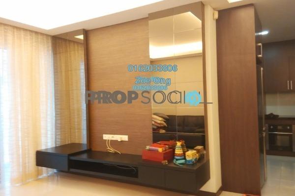 For Sale Townhouse at Challis Damansara, Sunway Damansara Freehold Semi Furnished 3R/4B 1.25m