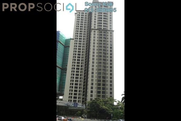 For Sale Condominium at Vista Damai, KLCC Freehold Fully Furnished 1R/1B 480k