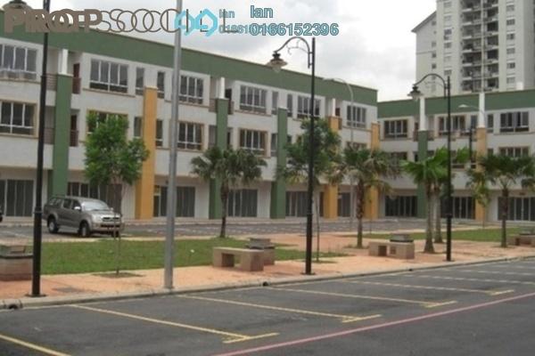 For Rent Shop at Plaza Dwitasik, Bandar Sri Permaisuri Leasehold Semi Furnished 0R/0B 7k