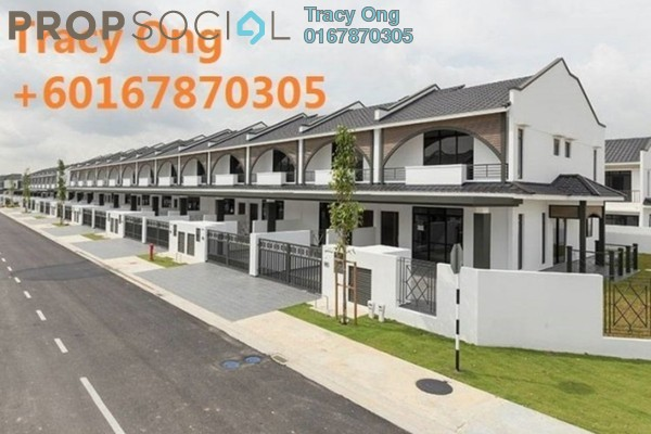 For Sale Terrace at Eco Summer, Tebrau Freehold Unfurnished 4R/3B 720k