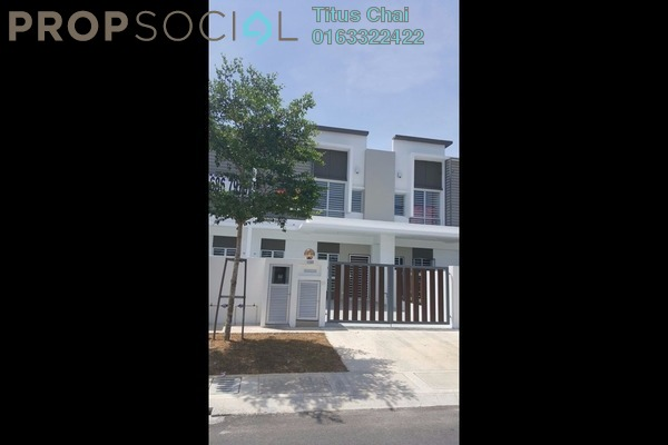 For Rent Semi-Detached at Setia EcoHill, Semenyih Freehold Semi Furnished 4R/3B 1.1k