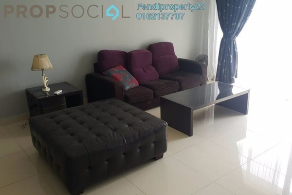 For Rent Condominium at Setia Walk, Pusat Bandar Puchong Freehold Fully Furnished 2R/2B 2.1k
