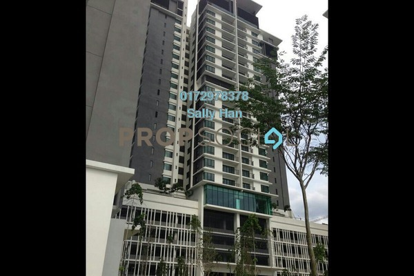 For Sale Serviced Residence at G Residence, Desa Pandan Freehold Fully Furnished 3R/2B 780k
