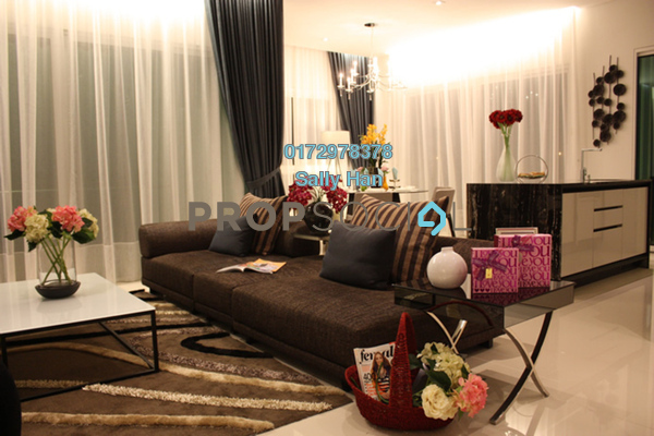 For Rent Duplex at 280 Park Homes, Puchong Freehold Unfurnished 4R/3B 2k