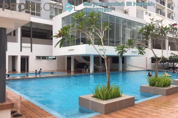 For Sale Apartment at Hijauan Heights, Kajang Freehold Fully Furnished 3R/2B 380k