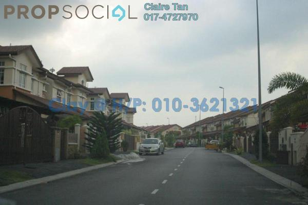 For Sale Terrace at Alam Sanctuary, Bandar Putra Permai Leasehold Semi Furnished 5R/6B 820k