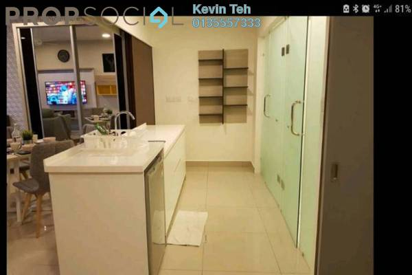 For Rent SoHo/Studio at Trefoil, Setia Alam Freehold Fully Furnished 1R/1B 1.7k