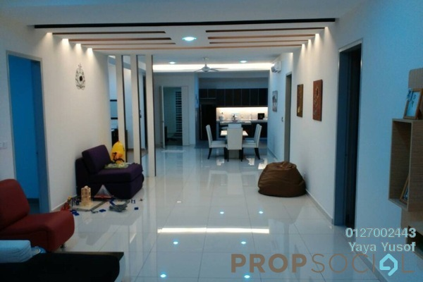For Sale Condominium at X2 Residency, Puchong Leasehold Fully Furnished 5R/5B 780k