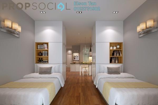For Sale Condominium at Kampar Putra, Kampar Leasehold Fully Furnished 1R/1B 176k