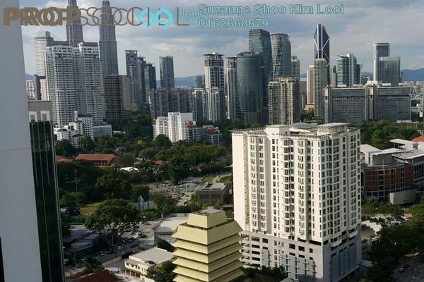For Sale Condominium at Marc Service Residence, KLCC Freehold Fully Furnished 1R/1B 990k