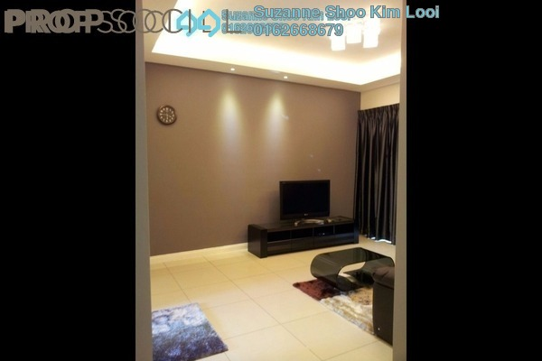 For Rent Condominium at Setia Sky Residences, KLCC Freehold Fully Furnished 1R/2B 2.9k