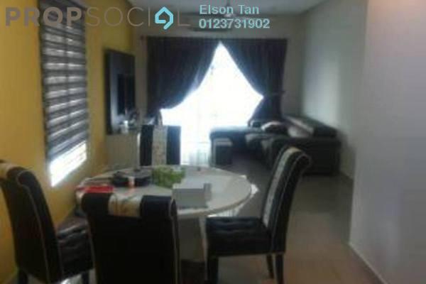 For Rent Condominium at Endah Promenade, Sri Petaling Freehold Fully Furnished 1R/1B 2k