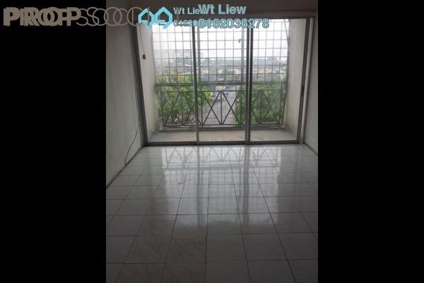 For Sale Apartment at Taman Sentosa, Klang Freehold Unfurnished 3R/2B 90k