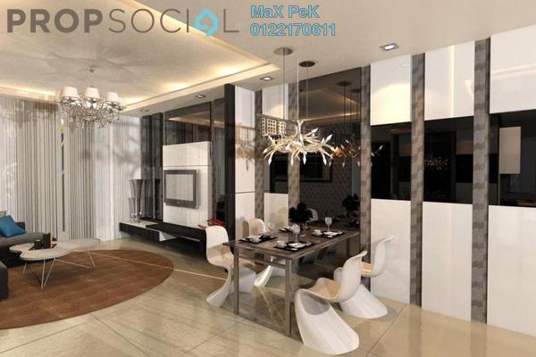 For Sale Condominium at Iris Residence, Bandar Sungai Long Freehold Unfurnished 3R/2B 495k