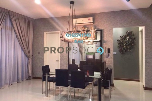 For Sale Semi-Detached at Park Residence @ Sunway Eastwood, Seri Kembangan Freehold Fully Furnished 5R/6B 2.1m