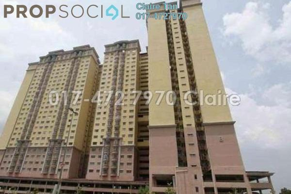 For Rent Condominium at Puncak Banyan, Cheras Freehold Fully Furnished 3R/2B 1.2k