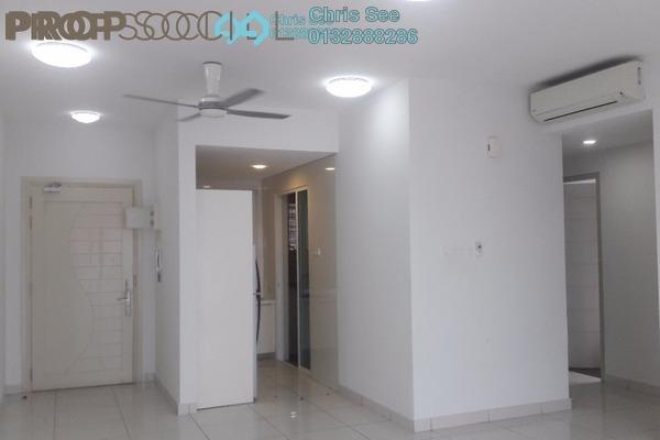 For Rent Condominium at Glomac Damansara, TTDI Freehold Semi Furnished 3R/2B 2.3k