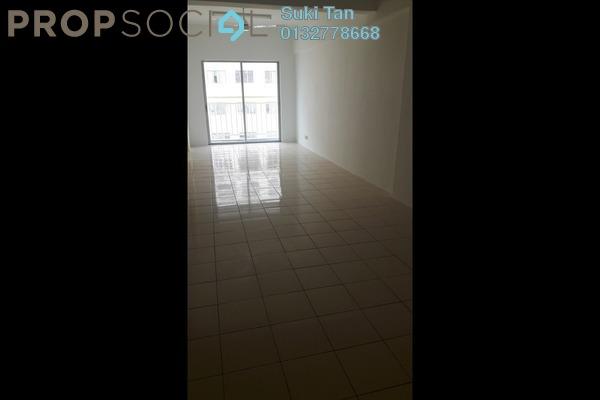 For Rent Apartment at Puncak Desa Apartment, Kepong Freehold Unfurnished 3R/2B 950translationmissing:en.pricing.unit