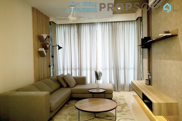For Sale Condominium at Putra Platinum, Kajang Freehold Semi Furnished 3R/2B 532k